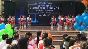 Phát động cuộc thi Violympic năm học 2018 - 2019