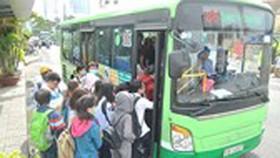 Duy trì hệ thống bán vé tự động trên xe buýt