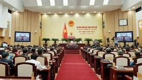 Kỳ họp thứ 7, HĐND TP Hà Nội khóa XV: Lấy phiếu tín nhiệm những người giữ chức vụ do HĐND bầu