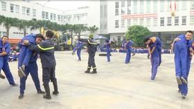 Tăng cường huấn luyện nghiệp vụ cho lực lượng cơ sở