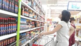 Nhiều sản phẩm phục vụ cho việc biếu tặng để người tiêu dùng lựa chọn
