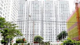 Diện tích bình quân nhà ở tại TPHCM là 19,75m²/người