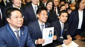 Đảng Thai Raksa Chart có nguy cơ bị xóa sổ vì đề cử Công chúa Ubolratana làm ứng viên thủ tướng. (Ảnh: Reuters)