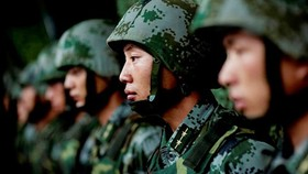 Trung Quốc duy trì tăng chi tiêu quốc phòng ở mức ổn định, hợp lý. Ảnh minh hoạ: Getty