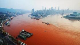 Trung Quốc đóng cửa 3.000 nhà máy gây ô nhiễm sông Dương Tử