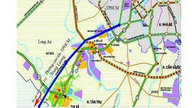 Tháo gỡ khó khăn, đẩy nhanh tiến độ dự án cao tốc Trung Lương - Mỹ Thuận