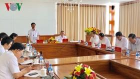 Hậu Giang cần chuẩn bị tốt cho Đại hội Đảng bộ tỉnh sắp tới