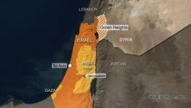 Dư luận lên án Mỹ liên quan tới tuyên bố về Cao nguyên Golan