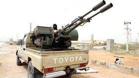 Libya nóng bỏng