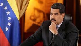 Tổng thống Venezuela Nicolas Maduro     ẢNH: REUTERS