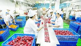 Vissan cung ứng thị trường nhiều sản phẩm chế biến