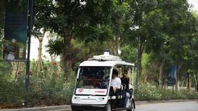 Triển vọng xe điện tự lái