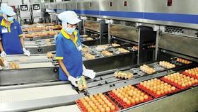 Sản xuất công nghiệp và bán lẻ của TPHCM tăng