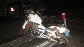 Khởi tố vụ tông xe khiến CSGT tử vong