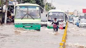 Giải quyết nhanh nhất tình trạng ngập nước sâu