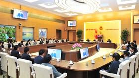 Chủ tịch Quốc hội Nguyễn Thị Kim Ngân tiếp đoàn Nghị sĩ trẻ Nhật Bản