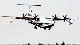 Trung Quốc: Thủy phi cơ cỡ lớn bay chuyến đầu tiên