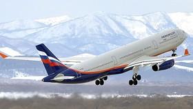 Hãng hàng không Aeroflot vận chuyển hành khách bị cấm bay