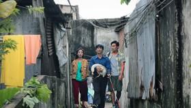 Bộ ba diễn viên chính của 798Mười
