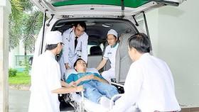 TPHCM: Hơn 16.000 trường hợp cấp cứu dịp tết
