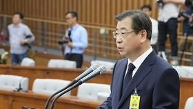 Ông Suh Hoon, Giám đốc Cơ quan tình báo Hàn Quốc