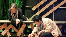 Vở Hiu hiu gió bấc của Công ty TNHH Giải trí sân khấu Buffalo tham gia liên hoan