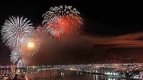 Kỷ niệm 43 năm Ngày giải phóng miền Nam, thống nhất đất nước: TPHCM tổ chức bắn pháo hoa tại 2 điểm