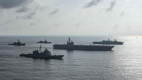 Mỹ sẽ củng cố hiện diện hải quân tại biển Đông