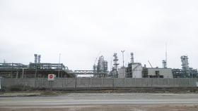 Một góc Nhà máy lọc dầu Nghi Sơn