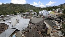 Động đất khắp nơi
