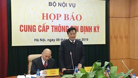 Sẽ ban hành quy định sắp xếp đơn vị hành chính cấp huyện