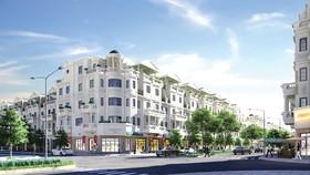 Nhà phố thương mại shophouse khu đô thị CityLand Park Hills