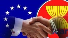 EU - ASEAN tăng hợp tác nhiều mặt
