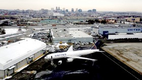 Drone làm rối loạn sân bay ở New Jersey (Mỹ)