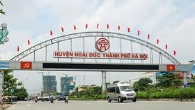 Xử lý vi phạm cấp giấy chứng nhận quyền sử dụng đất ở Hoài Đức, Hà Nội