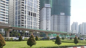 Kiến nghị tạm ứng 2.158,5 tỷ đồng cho dự án metro số 1