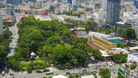 Toàn bộ Công viên 23 Tháng 9 sẽ chỉ phục vụ mục đích công cộng