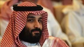 Thái tử Saudi Arabia Mohammed bin Salman