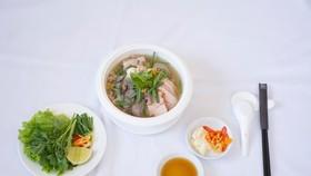 Nhiều món ăn độc đáo được giới thiệu tại khách sạn Grand Saigon