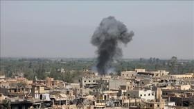 1.257 người thiệt mạng do trúng không kích của liên quân