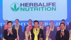 Herbalife nhận giải thưởng Rồng Vàng lần thứ tư
