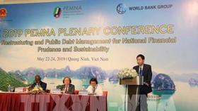 Hội nghị toàn thể Mạng lưới Quản lý chi tiêu công châu Á (PEMNA) tại Việt Nam năm 2019. Ảnh: TTXVN