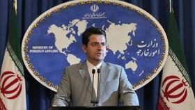 Người phát ngôn Bộ Ngoại giao Iran Abbas Mousavi