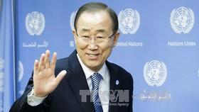 Cựu Tổng thư ký Liên hiệp quốc Ban Ki-moon tham dự Diễn đàn Hòa bình và thịnh vượng quốc tế tại Jeju