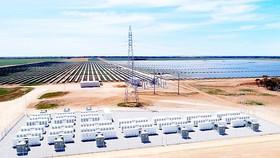 Trang trại năng lượng Mặt trời lớn nhất Australia