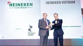 HEINEKEN Việt Nam là nơi làm việc tốt nhất châu Á
