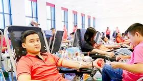 Ngày hội hiến máu Giọt hồng tri ân tiếp nhận được khoảng 3.000 đơn vị máu.