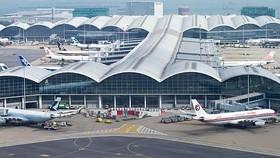 Sân bay quốc tế Hồng Công hoạt động trở lại