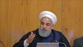Tổng thống Iran Hassan Rouhani