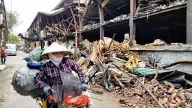 Vụ hỏa hoạn tại Công ty Rạng Đông là sự cố về môi trường nghiêm trọng